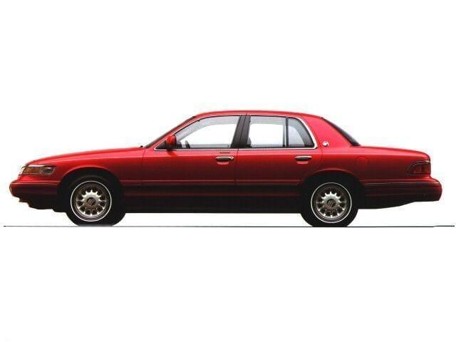 Photo Used 1996 Mercury Grand Marquis LS For Sale Lincoln, NE