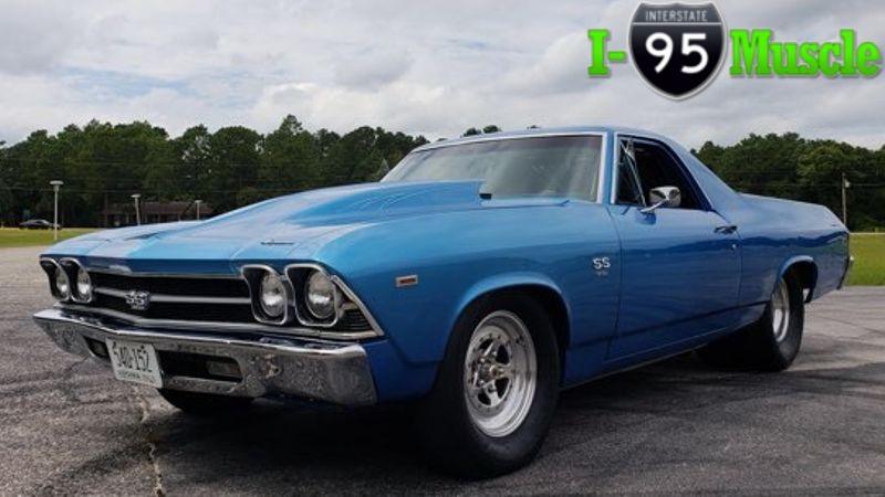 Photo Used 1969 Chevrolet EL CAMINO SS 396