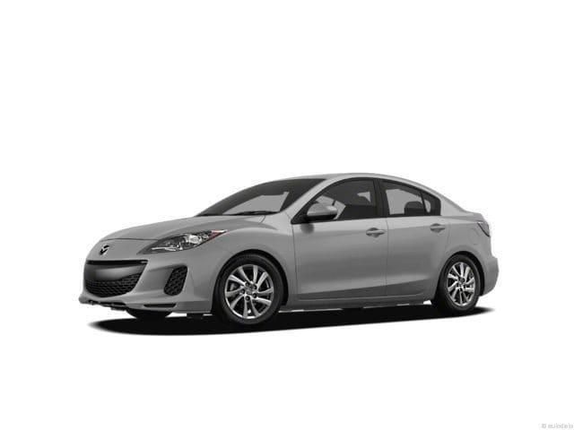 Photo Pre-Owned 2012 Mazda Mazda3 i Sedan For Sale in Frisco TX