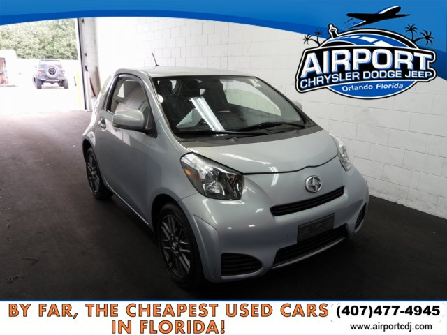 Photo 2014 Scion iQ 10 Series