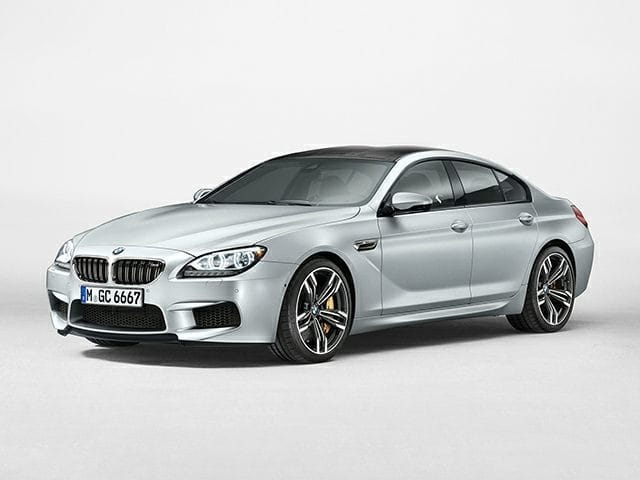 Photo Used 2015 BMW M6 Gran Coupe Gran Coupe in Torrance