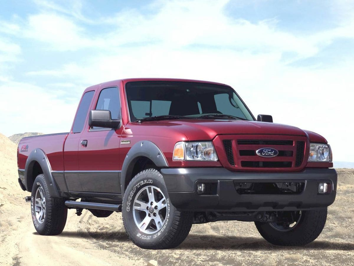 Photo Used 2007 Ford Ranger for Sale in Tacoma, near Auburn WA