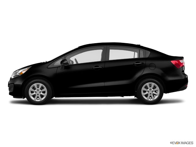 Photo Used 2015 Kia Rio Sedan LX in Houston, TX