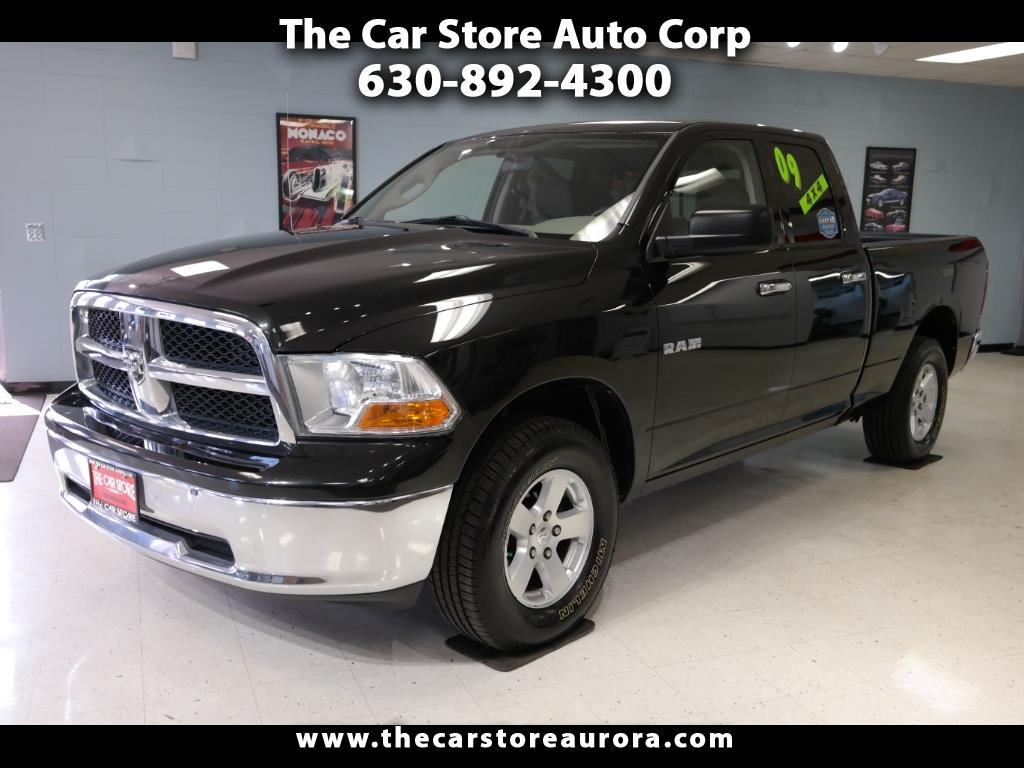 Photo 2009 Dodge Ram 1500 SLT Quad Cab 4WD