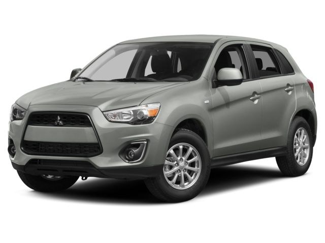 Photo 2015 Used Mitsubishi Outlander Sport 2WD 4dr CVT 2.4 ES For Sale in Moline IL  Serving Quad Cities, Davenport, Rock Island or Bettendorf  P18321