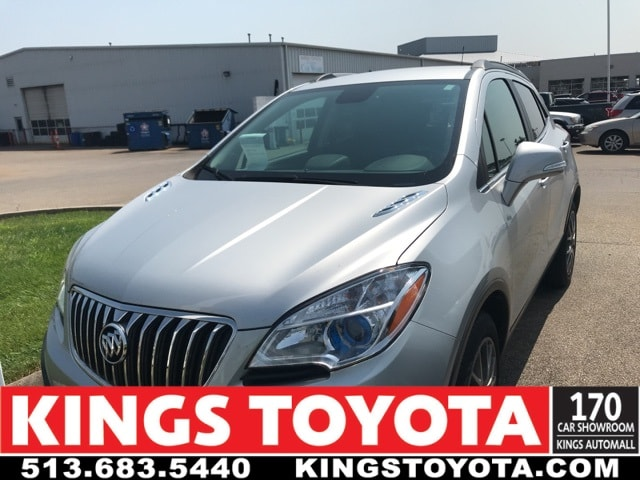 Photo Used 2016 Buick Encore Sport Touring Sport Utility in Cincinnati, OH