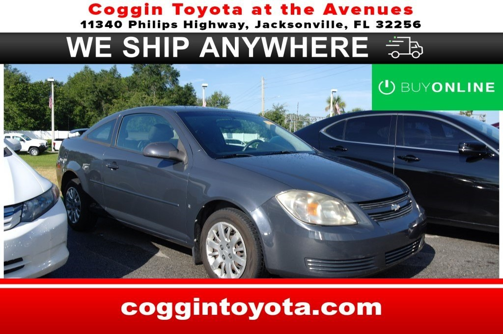 Photo Pre-Owned 2009 Chevrolet Cobalt LT Coupe Front-wheel Drive in Jacksonville FL