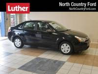 2008 Ford Focus S Sedan 4 Cyl.
