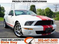 2009 Ford Mustang 2dr Cpe Shelby GT500
