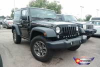 Pre-Owned 2014 Jeep Wrangler Rubicon Four Wheel Drive Convertible