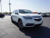 Pre-Owned 2014 Acura MDX w/Tech FWD 4dr SUV w/Technology Package