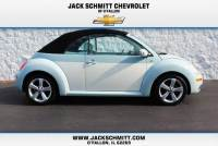 Pre-Owned 2010 Volkswagen New Beetle Convertible Final Edition