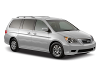 Pre-Owned 2008 Honda Odyssey EX-L FWD 4D Passenger Van
