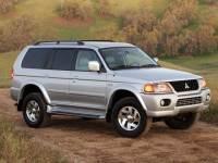 Used 2003 Mitsubishi Montero Sport SUV SOHC V6 24V for Sale in Puyallup near Tacoma