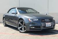 Pre-Owned 2015 Audi S5 Premium Plus All Wheel Drive Convertible