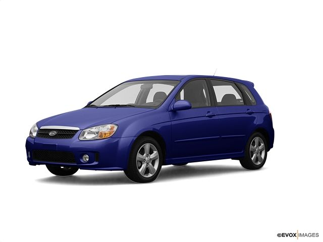 Photo 2008 Kia Spectra Spectra5 SX