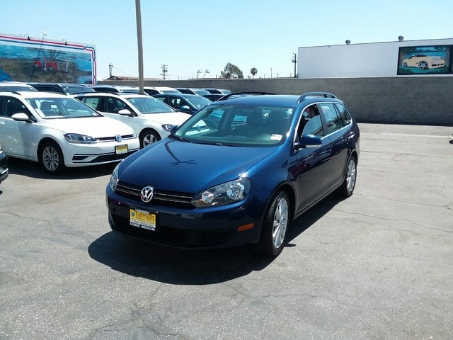 Photo 2013 Volkswagen Jetta SportWagen 2.0L TDI wSunroof Long Beach, CA