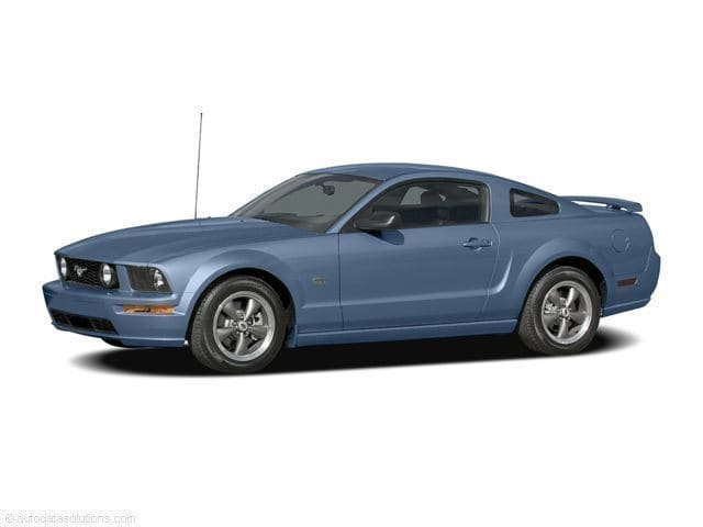 Photo Used 2007 Ford Mustang 2dr Cpe GT Premium For Sale in Seneca, SC