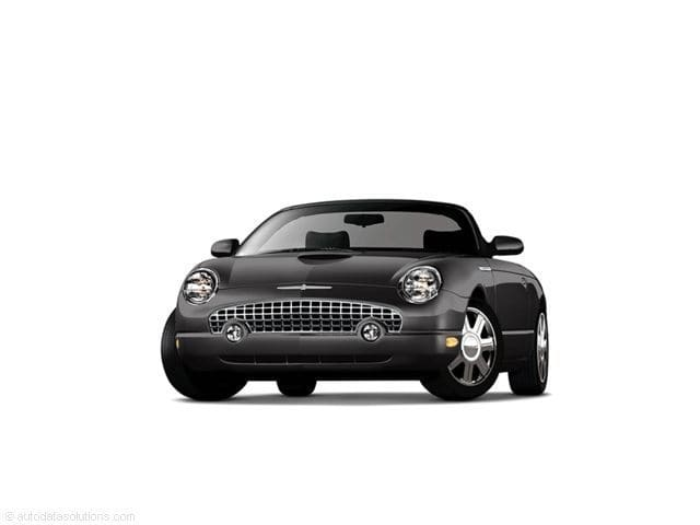 Photo Used 2005 Ford Thunderbird 50th Anniversary Convertible For Sale in Seneca, SC