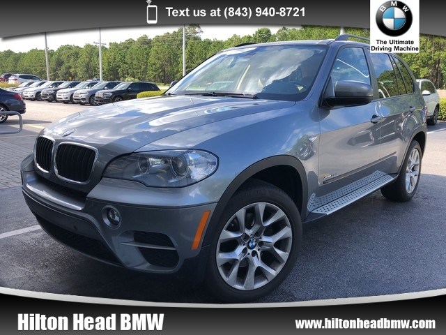 Photo 2012 BMW X5  Two Owner Local Trade In 35i  Local Trade In  Navigation  Back-up Camera SAV All-wheel Drive