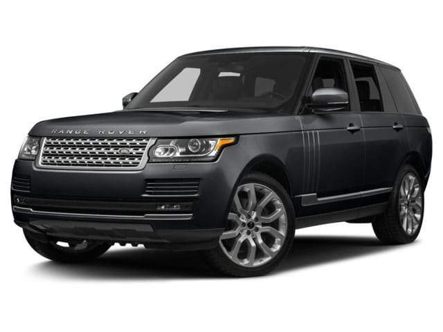 Photo Used 2017 Land Rover Range Rover 5.0L V8 Supercharged in Houston