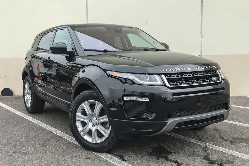 Photo Pre-Owned 2016 Land Rover Range Rover Evoque SE Four Wheel Drive SUV