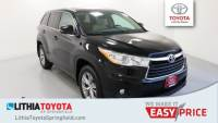 Certified 2014 Toyota Highlander XLE V6 SUV in Springfield