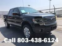 Pre-Owned 2013 Ford F-150 Platinum 4D SuperCrew 4WD