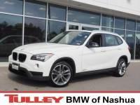 2014 Used BMW X1 xDrive28i For Sale Manchester NH | VIN:WBAVL1C54EVY19370