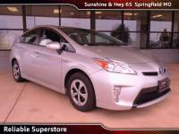 2013 Toyota Prius Four Hatchback FWD For Sale in Springfield Missouri