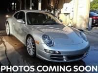 Pre-Owned 2007 Porsche 911 Carrera 4S All Wheel Drive 2D Coupe