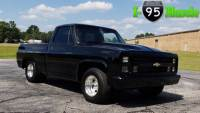 Used 1982 Chevrolet Pickup Short Bed