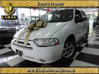 2001 Nissan Quest 4dr Van SE