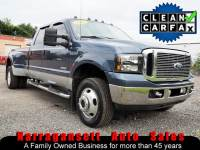 2006 Ford F-350 SD 4X4 Lariat SuperCrew Dually Diesel Leather
