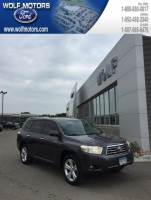 Pre-Owned 2008 Toyota Highlander Limited AWD