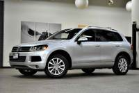 2013 Volkswagen Touareg Sport