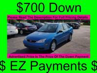 Used 2007 Ford FOCUS ZX4