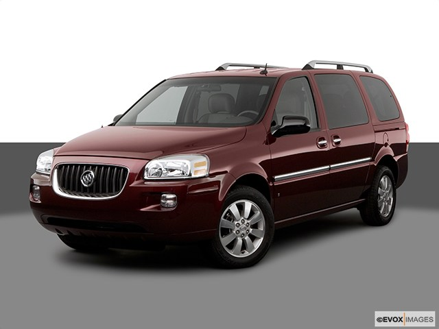 Photo Used 2007 Buick Terraza EXT CXL in Ames, IA