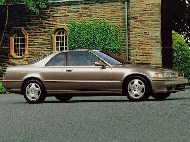 Photo 1995 Acura Legend L Coupe - Tustin