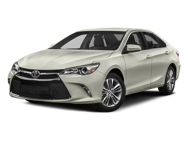 Photo Pre-Owned 2016 Toyota Camry BLACK FWD 4dr Car