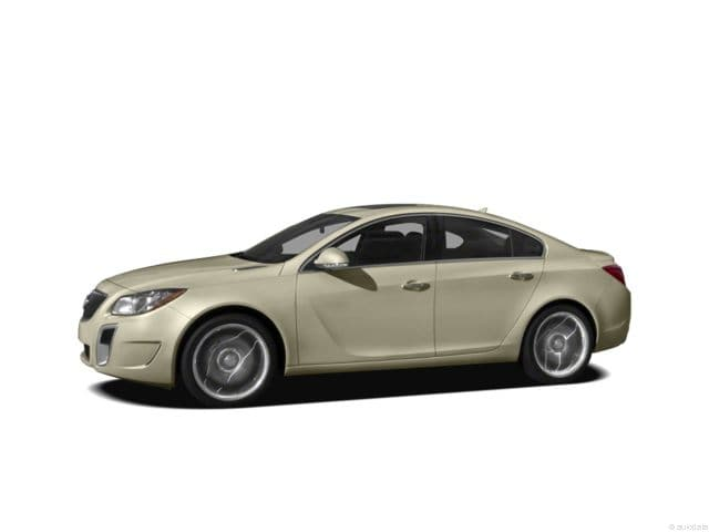 Photo Used 2012 Buick Regal For Sale  Heath OH