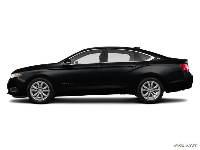 Photo 2018 Certified Used Chevrolet Impala Sedan LT w1LT Black For Sale Manchester NH  Nashua  StockPA6030