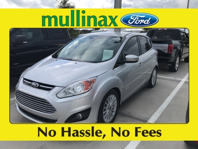 Photo Used 2015 Ford C-Max Hybrid SEL W Power Liftgate, Technology Package, Navigat Hatchback I-4 cyl in Kissimmee, FL