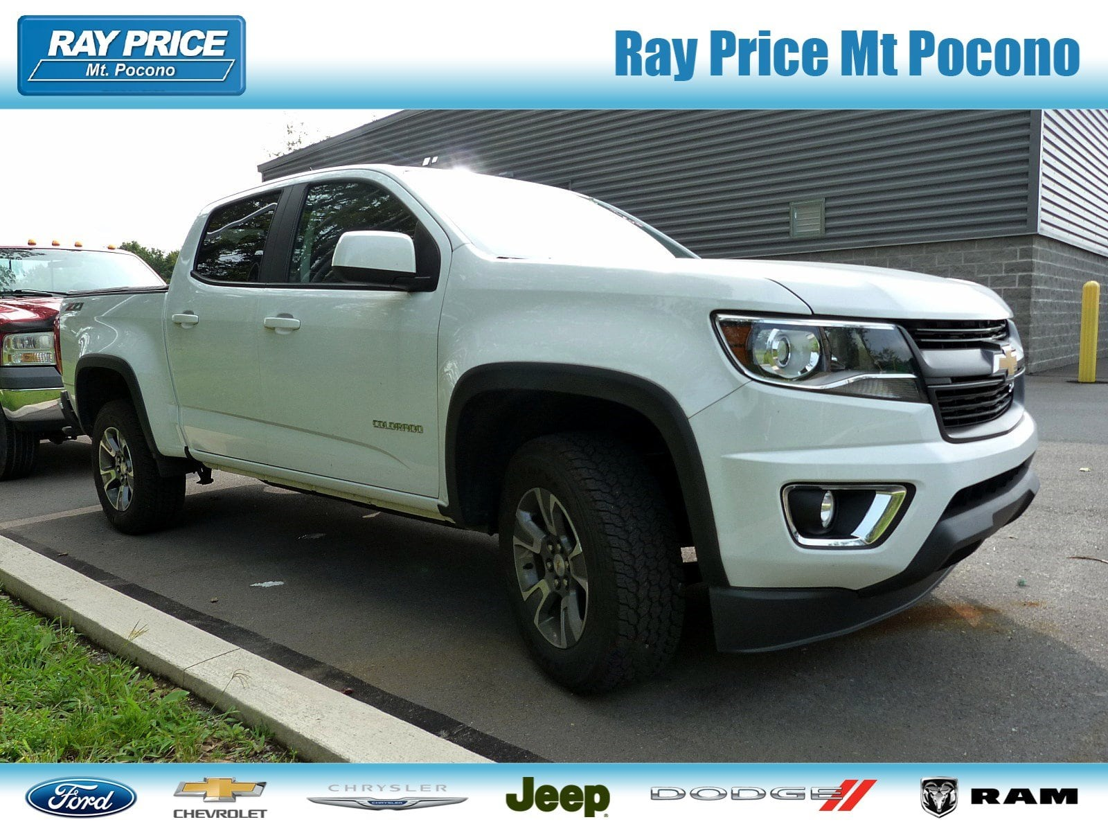 Photo Certified Pre-Owned 2015 Chevrolet Colorado 4WD Z71 For Sale East Stroudsburg, PA