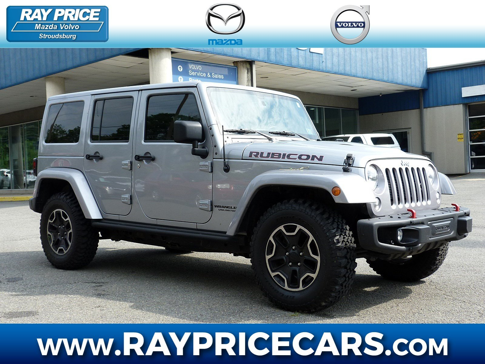 Photo Used 2015 Jeep Wrangler Unlimited Rubicon Hard Rock For Sale Stroudsburg, PA