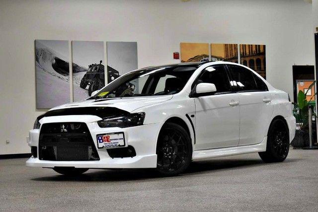 Photo 2013 Mitsubishi Lancer Evolution MR