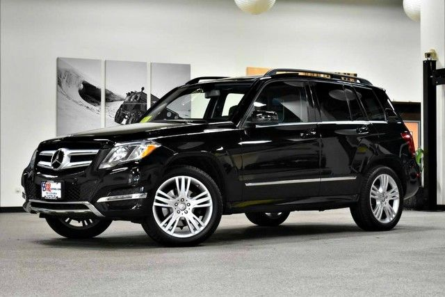 Photo 2015 Mercedes-Benz GLK-Class GLK 350