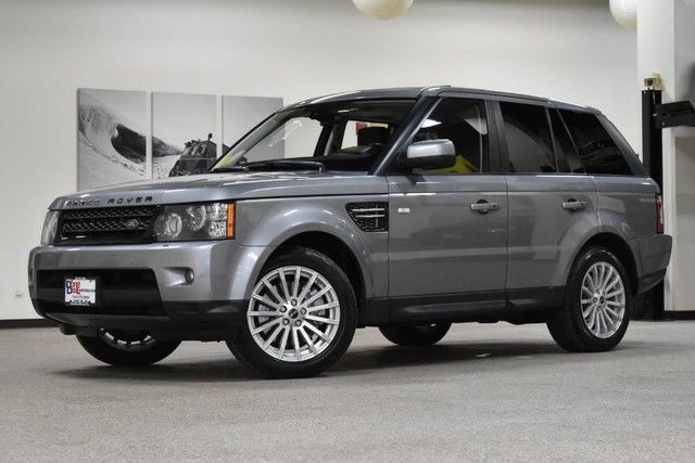 Photo 2012 Land Rover Range Rover Sport HSE