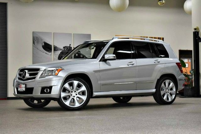 Photo 2010 Mercedes-Benz GLK-Class GLK 350 4MATIC