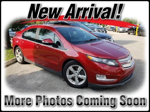 Photo Pre-Owned 2014 Chevrolet Volt Base Hatchback in Jacksonville FL